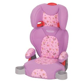 graco turbobooster safeseat youth booster in fairy tales